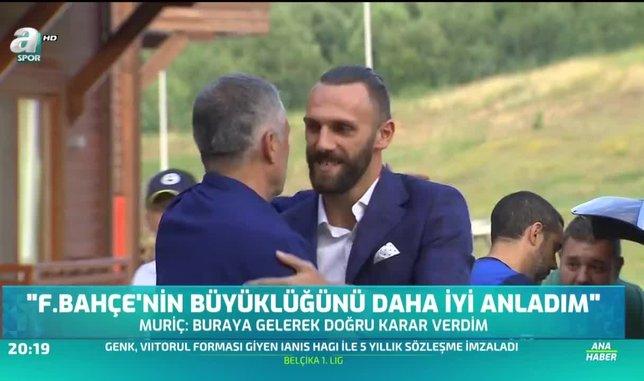 Vedat Muriç: