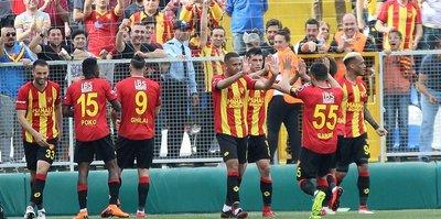 Göztepe'de Avrupa umutları yeşerdi