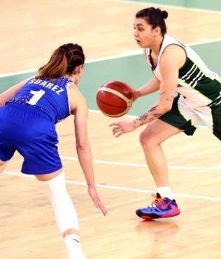 Basket Landes 102-64 OGM Ormanspor | MAÇ SONUCU