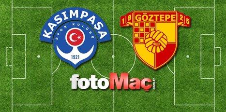 Kasımpaşa - Göztepe maçı ne zaman, saat kaçta, hangi kanalda?