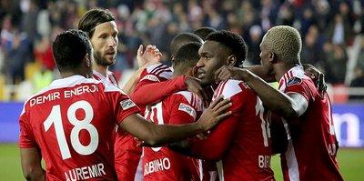 Son 5 sezonun en başarılı Sivasspor'u