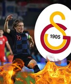 Real Madrid'de son dakika! Modric ve Galatasaray...