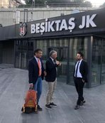 Transfer görüşmesi için İstanbul'a geldi!