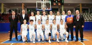Tarsus Belediyespor Kadın Basketbol Takımı'nda hedef 1. Lig