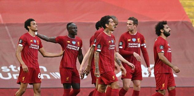 Son dakika: İngiltere Premier Lig'de şampiyon Liverpool! - Futbol -