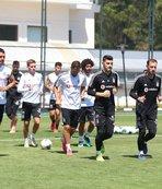 Beşiktaş'ta Yeni Malatyaspor mesaisi sürüyor!