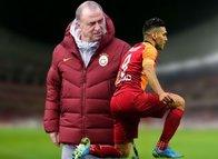 Falcao Fenerbahçe derbisinde oynayabilecek mi?