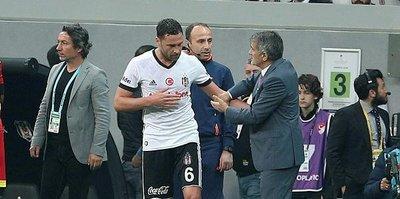 """Beşiktaşlı Dusko Tosic,: """"Stresimiz yok Galatasaray'ı yeneriz"""""""