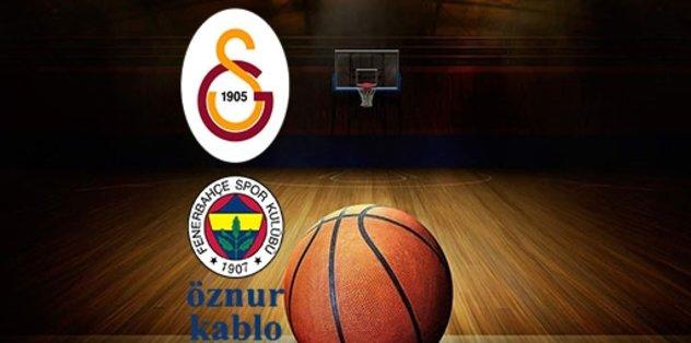 Galatasaray - Fenerbahçe maçı hangi kanalda? Saat kaçta?