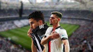 Son dakika spor haberleri: Beşiktaş'ta uğurlu ikili geri döndü! Necip ve Montero...
