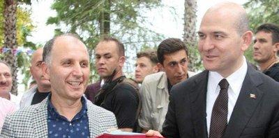 Bakan Soylu: 50 yıldır Trabzonsporluyum demek