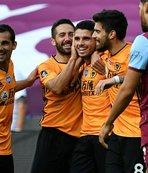 Wolverhampton West Ham'a acımadı!