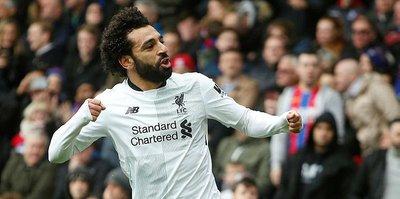 Salah Premier Lig efsanelerini şimdiden yakaladı!