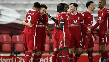 Liverpool 3 attı 3 aldı