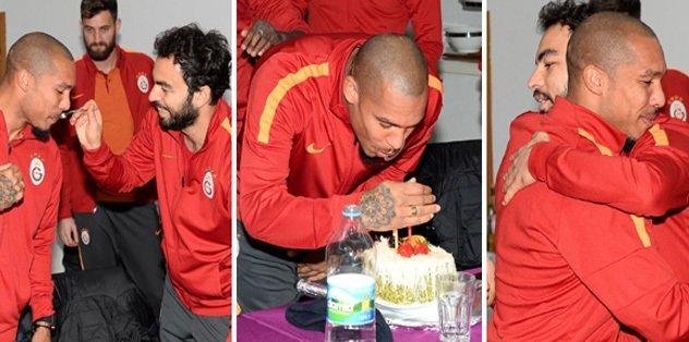 De Jong'a doğum günü sürprizi