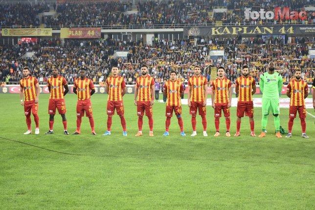 Galatasaray maçında flaş Fenerbahçe olayı! Kural hatası...