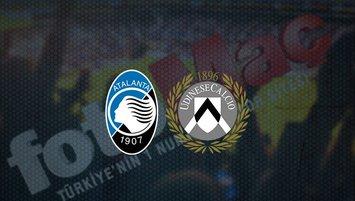 Atalanta - Udinese maçı saat kaçta? Hangi kanalda?