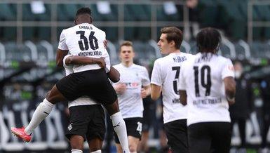 Borussia Mönchengladbach-Arminia Bielefeld: 5-0 (MAÇ SONUCU-ÖZET)