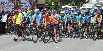 Tour Of Mersin'in en uzun etabı start aldı
