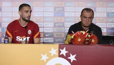 Son dakika spor haberi: Galatasaray Teknik Direktörü Fatih Terim'den transfer açıklaması: Eylül'ün 8'ine kadar...