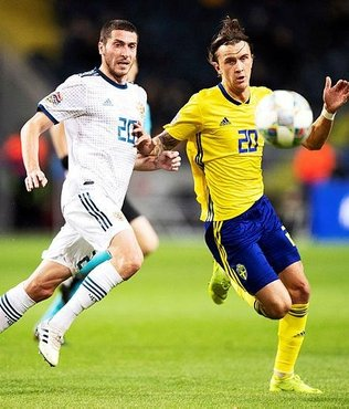 Uluslar Ligi'ndeki rakiplerimizde İsveç A Ligi'nde