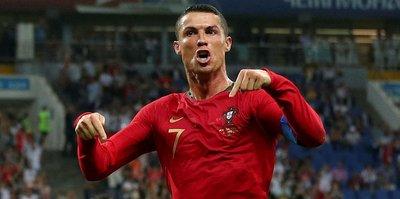 Cristiano Ronaldo varsa rekor var