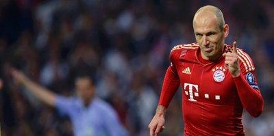 """Flaş transfer açıklaması! Robben: """"Nisan'da..."""""""
