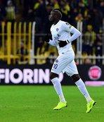 Gol canavarı Diagne!