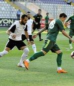 Bursaspor hazırlık maçında Altay'ı 1-0 yendi