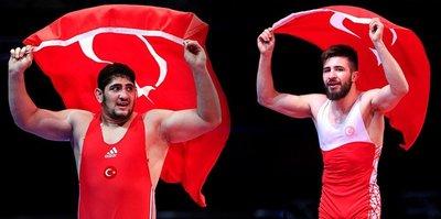 Cumhurbaşkanı Erdoğan'dan şampiyonlara mektup