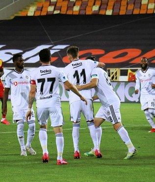 Beşiktaşlı N'Koudou Fenerbahçe derbisinde cezalı duruma düştü