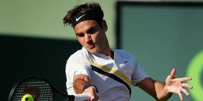 Federer, dünya 175 numarasına yenildi