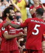 Liverpool Arsenal'i Salah ile yendi