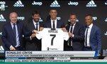 Ronaldo Çin'de