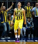Fenerbahçe veda etti