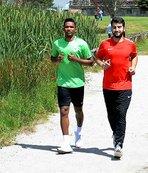Samuel Eto'o Konyaspor kampına katıldı