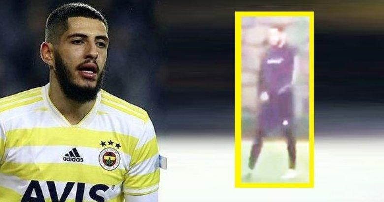 Fenerbahçe'den halı sahaya 16 milyonluk transfer! Şok görüntü...