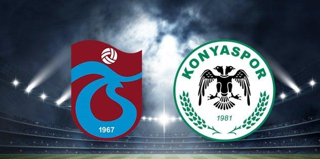 Trabzonspor - Atiker Konyaspor maçı hangi kanalda ne zaman ve saat kaçta?