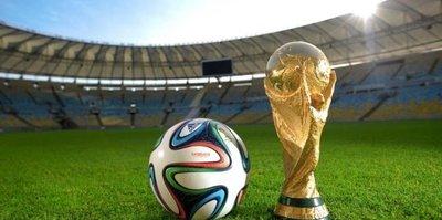 Dünya Kupası kuraları çekiliyor