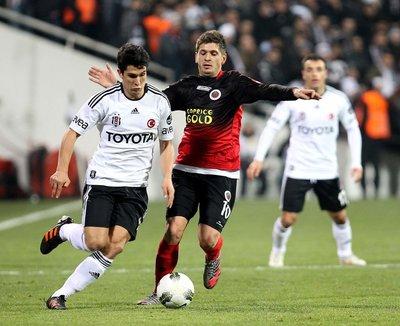 Beşiktaş 3-2 Gençlerbirliği