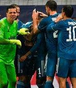 Juventus deplasmanda kazandı!