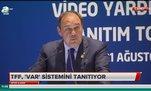 """TFF Başkanı Yıldırım Demirören: """"Yeni Türkiye, yeni sistem, futbolda yeni dönem"""""""