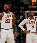 Cleveland Cavaliers durdurulamıyor!