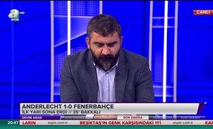 """""""Fenerbahçe'nin kötü oynadığını düşünmüyorum"""""""