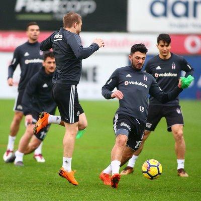 Beşiktaşın yıldızı geri döndü!