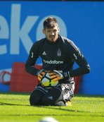 Beşiktaş'ta o futbolcu kadroya alınmadı!