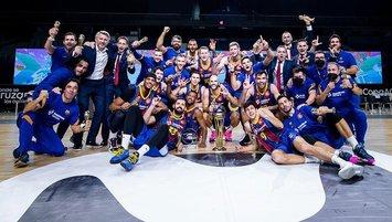 Potada İspanya Kral Kupası Barcelona'nın!