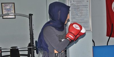 Turkish boxers to be allowed to wear headscarves