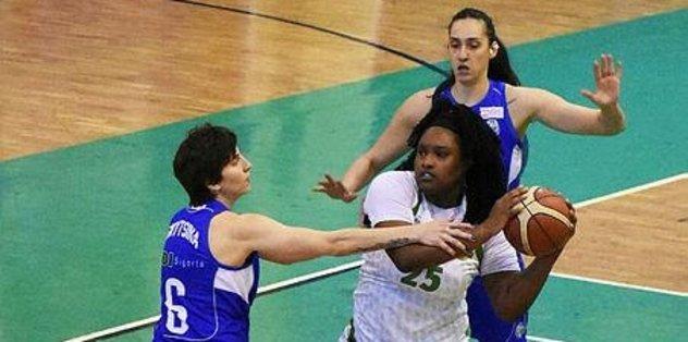 Kadınlar Basketbol Süper Ligi'nde play-off'lar belli oldu