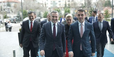Spor Bakanı Bak'tan Gebze ziyareti